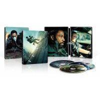 Tenet (4K UHD + Blu-ray + bónusz BD) - limitált, fémdobozos változat (steelbook)