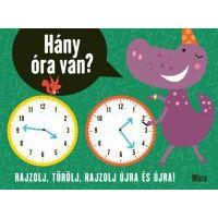 Hány óra van?