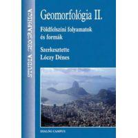 Geomorfológia II.