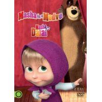 Masha és a medve: Masha dalai (DVD)