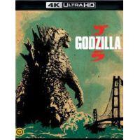 Godzilla (2014) (4K UHD + Blu-ray)
