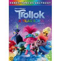 Trollok a világ körül (DVD)