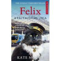 Felix a pályaudvari cica