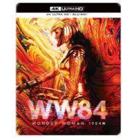 Wonder Woman 1984 (4K UHD + Blu-ray)  - limitált, fémdobozos változat (steelbook)