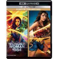Wonder Woman 1-2. (4K UHD + Blu-ray)