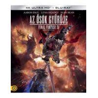 Ősök gyűrűje: Final Fantasy XV (4K UHD + Blu-ray)