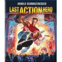 Az utolsó akcióhős (4K UHD + Blu-ray) - limitált, fémdobozos változat (steelbook)