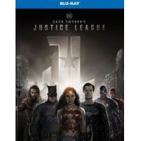 Zack Snyder: Az Igazság Ligája (2021) (2 Blu-ray) ) - limitált, fémdobozos változat (steelbook)
