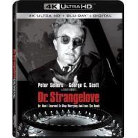Dr. Strangelove (4K UHD + Blu-ray)