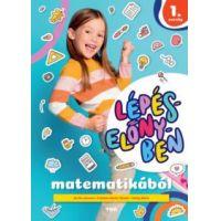 Lépéselőnyben matematikából 1. osztály 2.rész