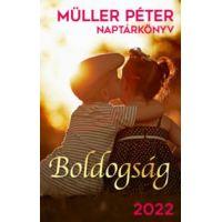 Boldogság - Naptárkönyv 2022