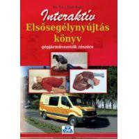 Interaktív Elsősegélynyújtás könyv gépjárművezetők részére