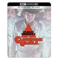 Mechanikus narancs (4K UHD + 2 Blu-ray) - limitált, fémdobozos változat (steelbook)