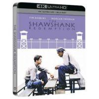 A remény rabjai (4K UHD+Blu-ray) - limitált, fémdobozos változat (steelbook)