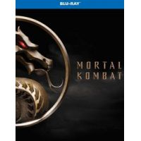 Mortal Kombat (2021) - limitált, fémdobozos változat (steelbook)