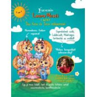 Laura Meséi 1. kötet - Íku, Kesu és Tincsi mókusmeséi