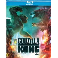 Godzilla Kong ellen (Blu-ray)