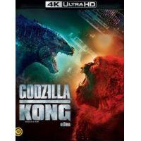 Godzilla Kong ellen (4K UHD + Blu-ray)