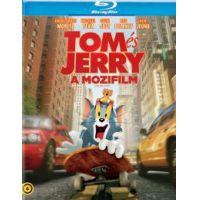 Tom és Jerry (2021) A mozifilm (Blu-ray) *Élőszereplős*