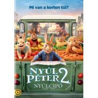 Nyúl Péter 2. - Nyúlcipő (DVD)