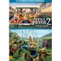 Nyúl Péter 1-2. (2 DVD)