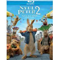 Nyúl Péter 2. - Nyúlcipő (Blu-ray)