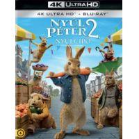 Nyúl Péter 2. - Nyúlcipő (4K UHD + Blu-ray)