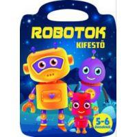 Robotok - Kifestő