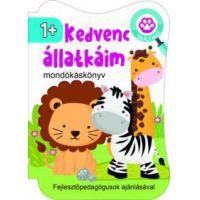Kedvenc állatkáim mondókáskönyv