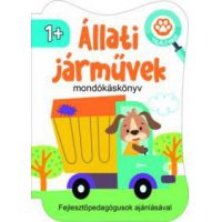 Állati járművek mondókáskönyv