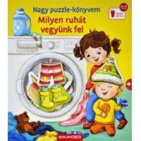 Nagy puzzle-könyvem - Milyen ruhát vegyünk fel