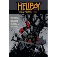 Hellboy és a P.K.V.H. - 1953
