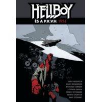 Hellboy és a P.K.V.H. - 1954
