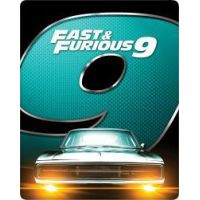 Halálos iramban 9 - Rendezői változat + moziverzió (Steelbook) (4K Ultra HD Blu-ray + Blu-ray)