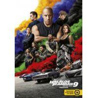 Halálos iramban 9 - Rendezői változat + moziverzió (DVD)