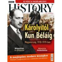 BBC History - 2021. XI. évfolyam 11. szám - November