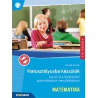 Hatosztályosba készülök - Matematika