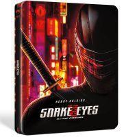 Kígyószem: G.I. Joe - A kezdetek (Blu-ray) - limitált, fémdobozos változat (steelbook)