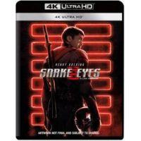 Kígyószem: G.I. Joe - A kezdetek (4K UHD + Blu-ray) - limitált, fémdobozos változat  (steelbook)