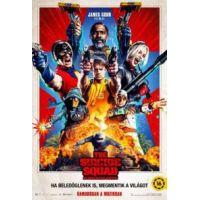 The Suicide Squad – Az öngyilkos osztag (Blu-ray)