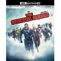 The Suicide Squad – Az öngyilkos osztag (4K UHD + Blu-ray)