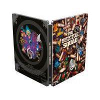 The Suicide Squad – Az öngyilkos osztag (Blu-ray + DVD) - limitált, fémdobozos  változat (steelbook)