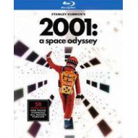 2001 - Űrodüsszeia (Blu-ray) - digitálisan felújított változat