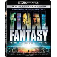 Final Fantasy - A harc szelleme (4K UHD + Blu-ray)
