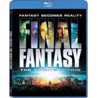 Final Fantasy - A harc szelleme (Blu-ray)