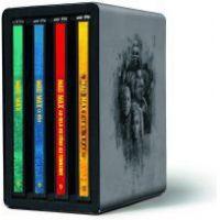 Mad Max 1-4. gyűjtemény (4K UHD + 5 Blu-ray) - limitált, fémdobozos változat  (steelbook)