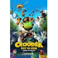 Croodék: Egy új kor (DVD)