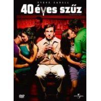 40 éves szűz (DVD)