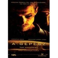 A Gépész (DVD)