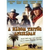 A három testőr Afrikában (DVD)